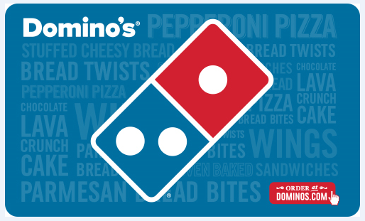 shop Domino's USA Gift Card with crypto, pay with bitcoin