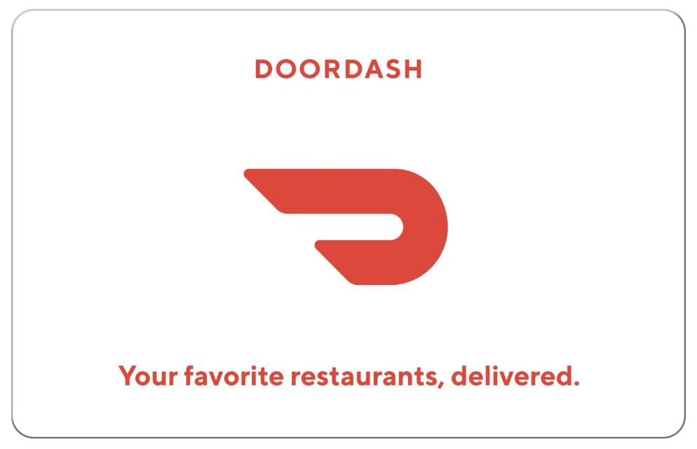doordash gift card online