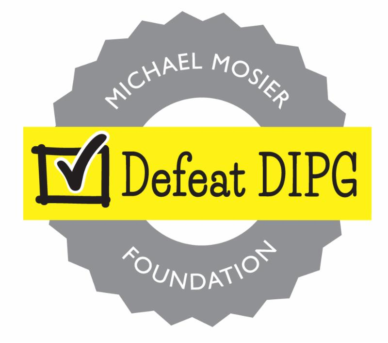 Logo of charity Michael Mosier Defeat DIPG Foundation