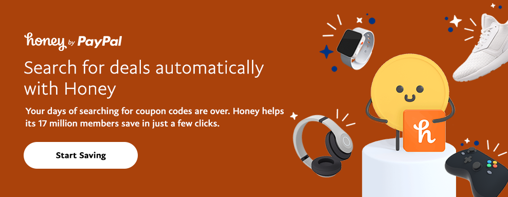 Search for deals automatically with Honey