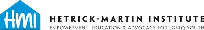 Logo of charity The Hetrick-Martin Institute