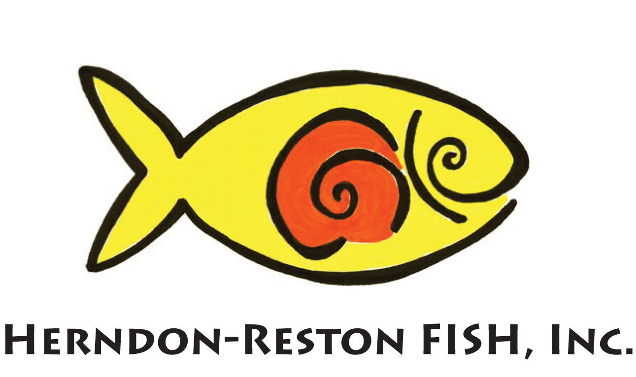 Logo of charity Herndon Reston FISH