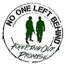 Logo of charity No One Left Behind Inc