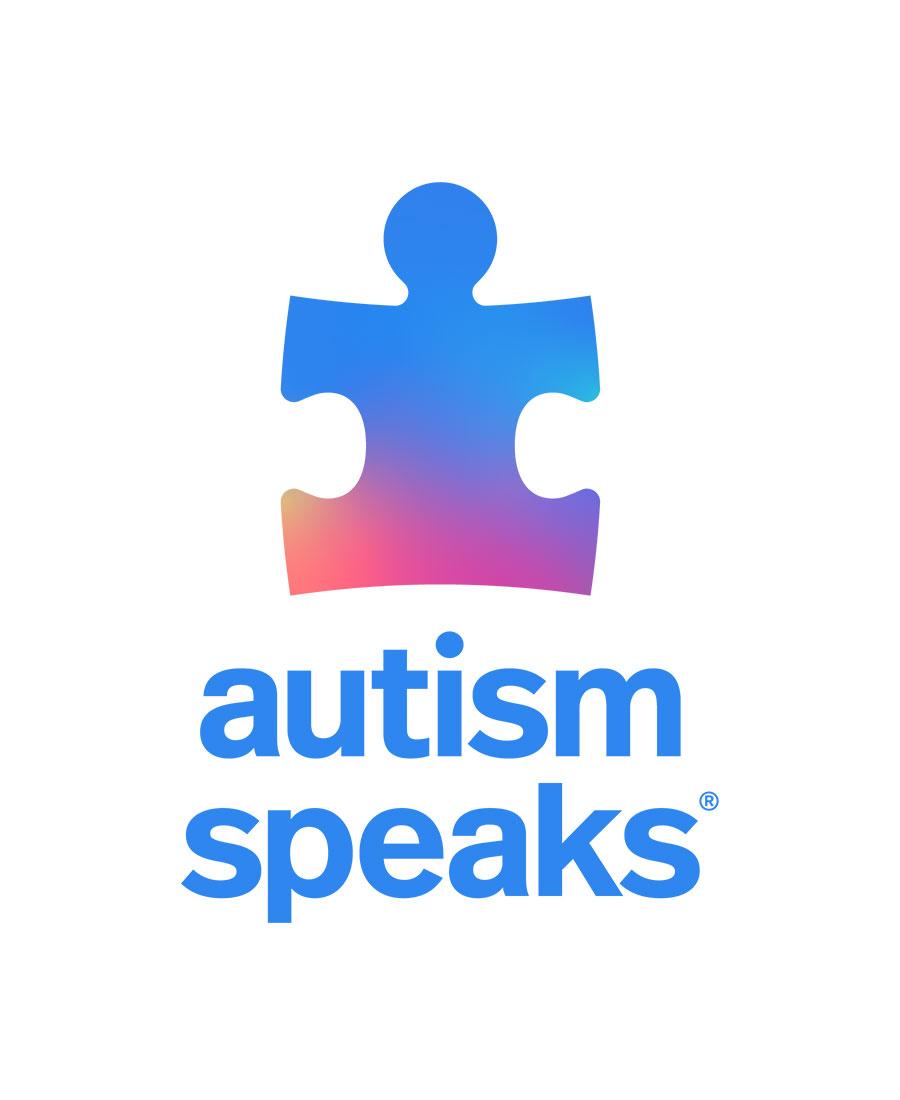 Logo of charity AUTISM SPEAKS INC