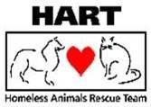 Logo of charity HART