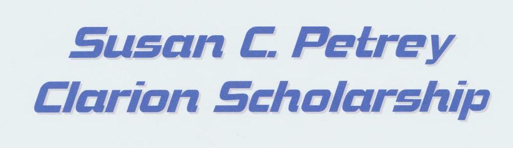 Susan C. Petrey Scholarship Fund