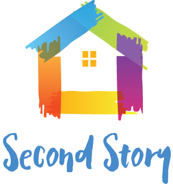 Logo of charity Second Story