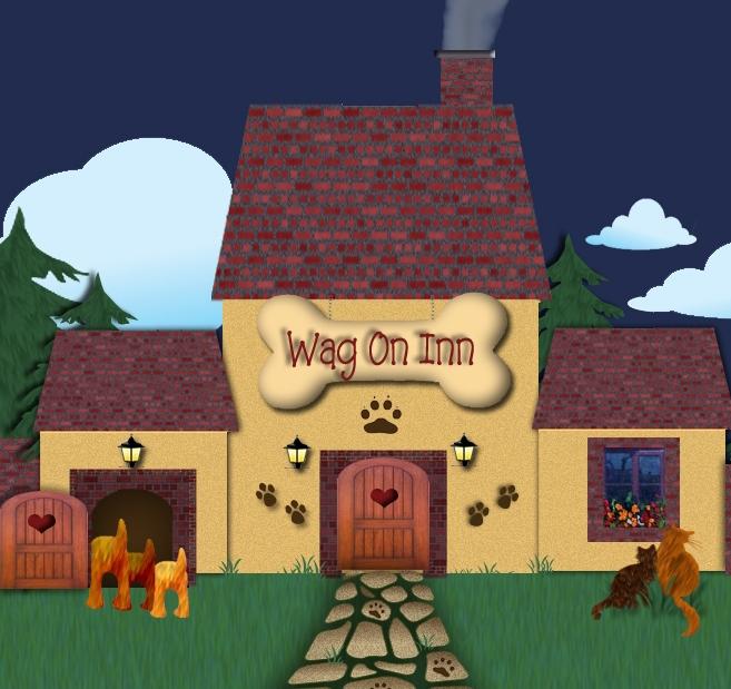 wag on inn rescue