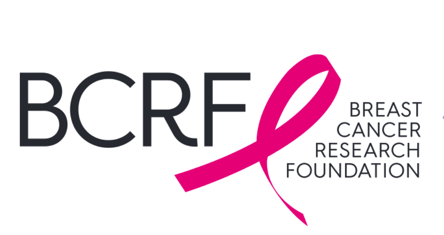 Logo of charity The Breast Cancer Research Foundation