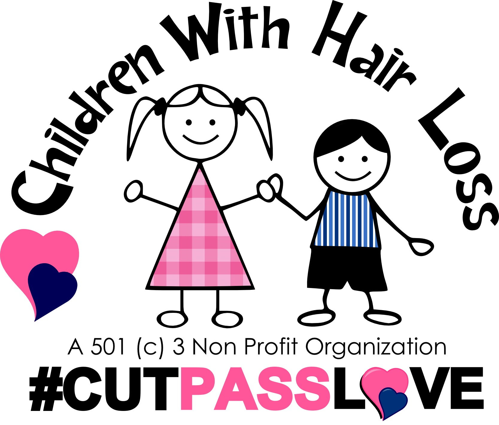 Logo of charity Children With Hair Loss, Inc