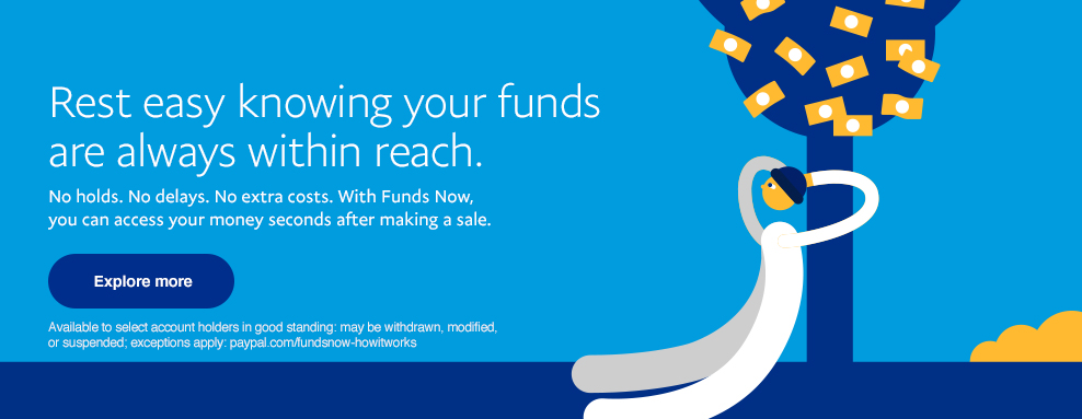 Rest easy knowing your funds are always within reach.