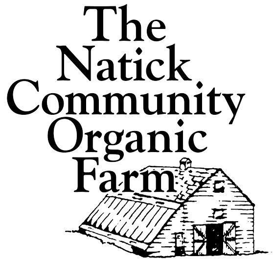Logo of charity Natick Community Organic Farm