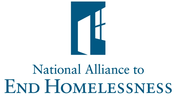 Logo of charity National Alliance to End Homelessness