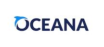 Logo of charity Oceana