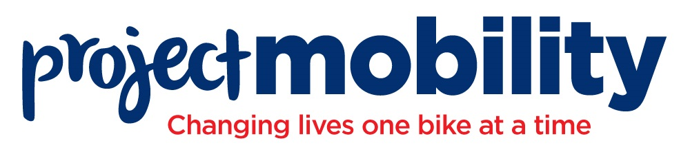 Logo of charity Project Mobility