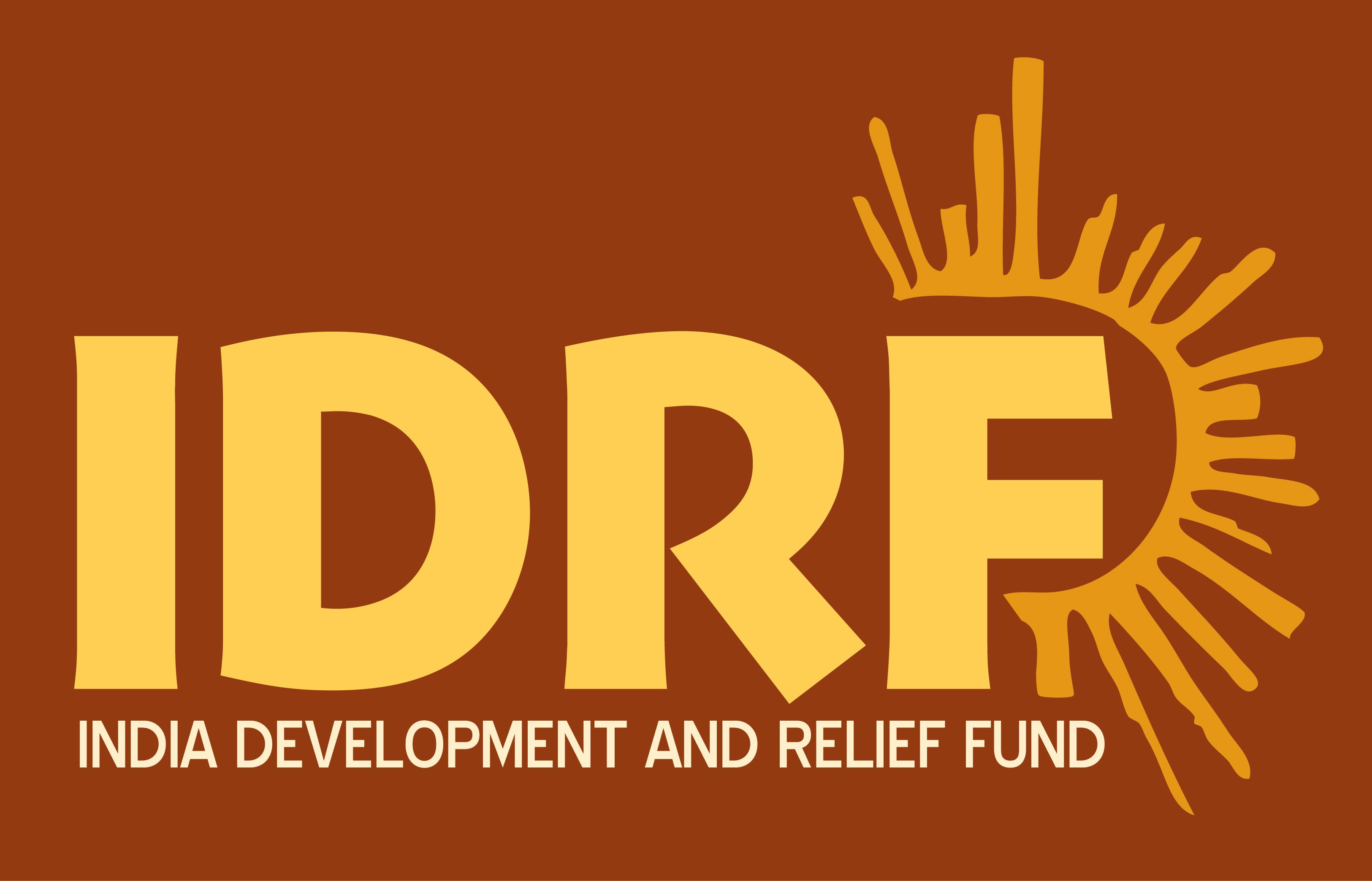 Logo of charity IDRF