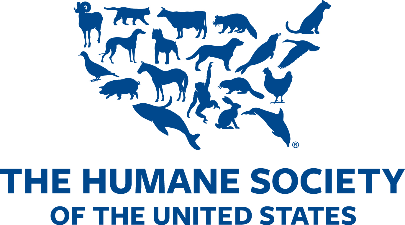 Logo of charity The Humane Society of the United States