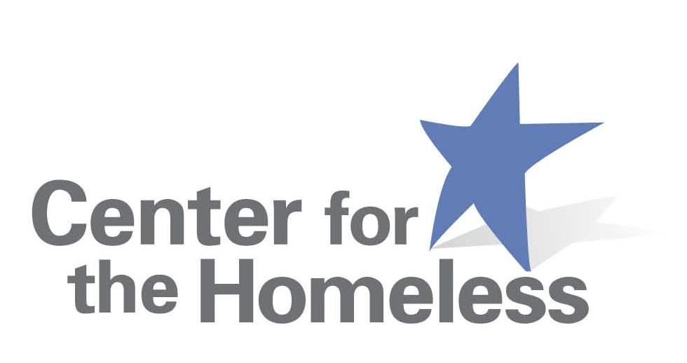 Logo of charity Center for the Homeless
