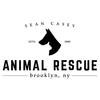 Logo of charity Sean Casey Animal Rescue