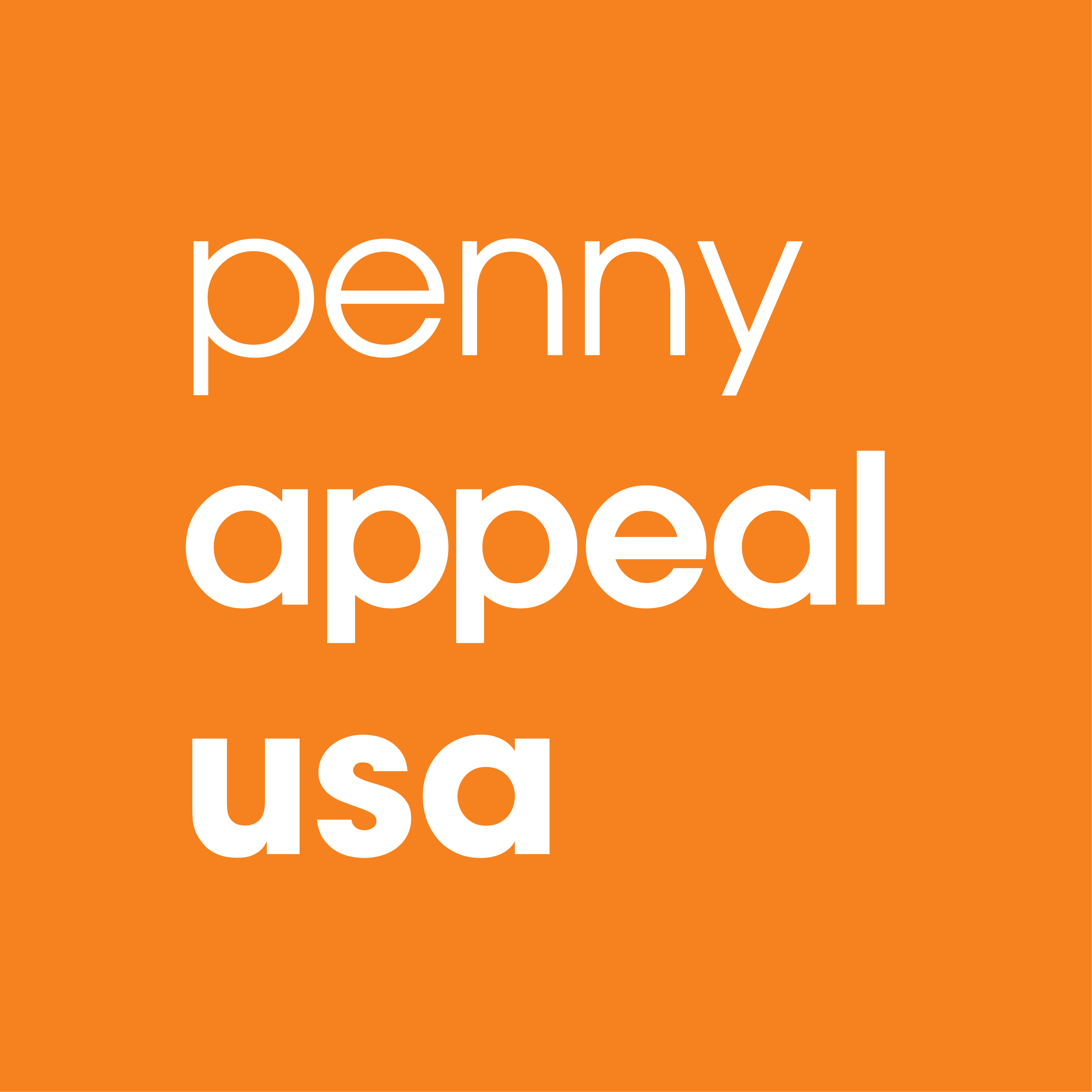 Logo of charity Penny Appeal USA