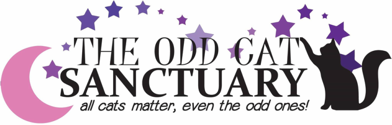 Logo of charity The Odd Cat Sanctuary MA