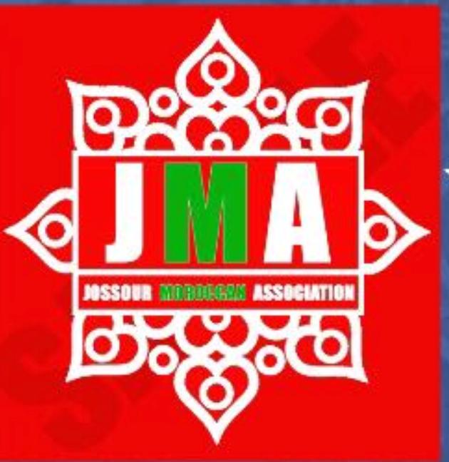 Logo of charity Jossour Moroccan Association