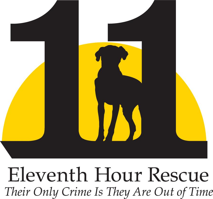 Logo of charity Eleventh Hour Rescue