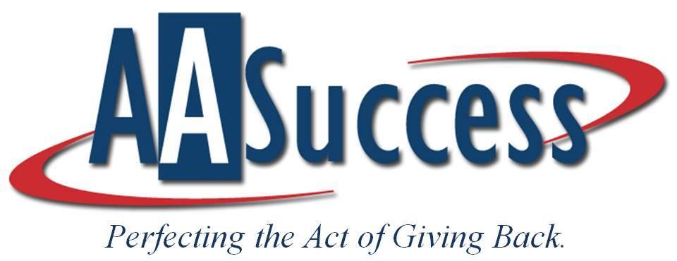 Logo of charity AASuccess