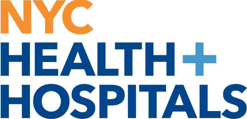 Logo of charity New York City Health and Hospitals Corporation