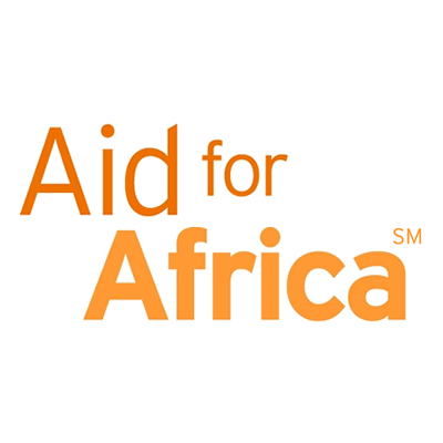 Logo of charity Aid for Africa, Inc.