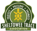 Logo of charity The Sheltowee Trace Association