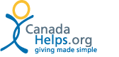 Logo of charity CanadaHelps.org