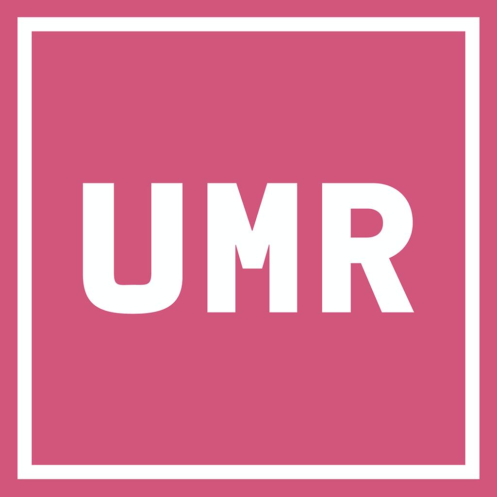 Logo of charity UMR