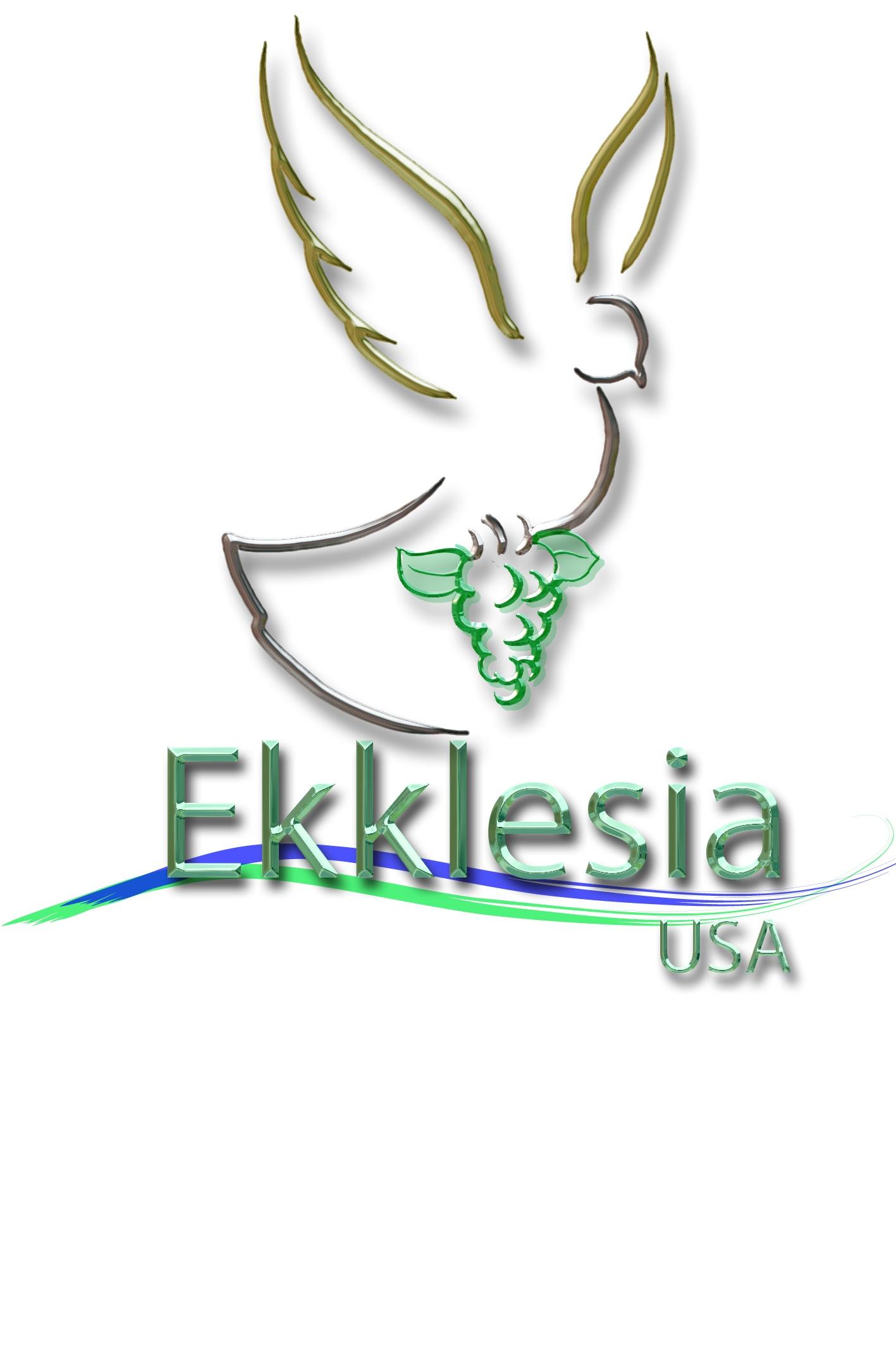 Logo of charity Ekklesia  USA