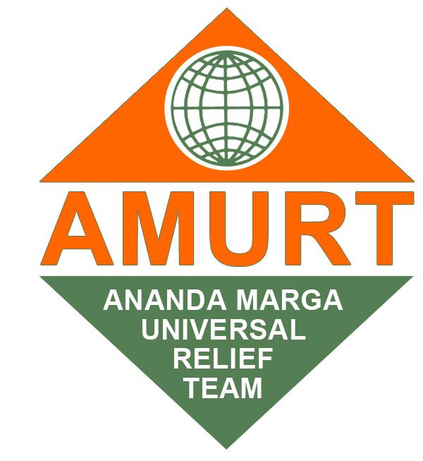 Logo of charity Ananda Marga Universal Relief Team, Inc.