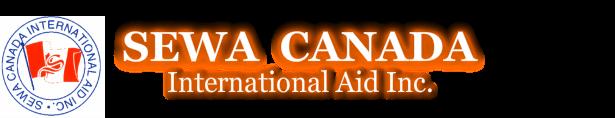 Logo of charity Sewa Canada International Aid Inc.