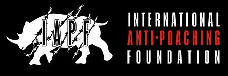 Logo of charity International Anti-Poaching Foundation