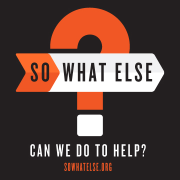 Logo of charity So What Else, Inc.