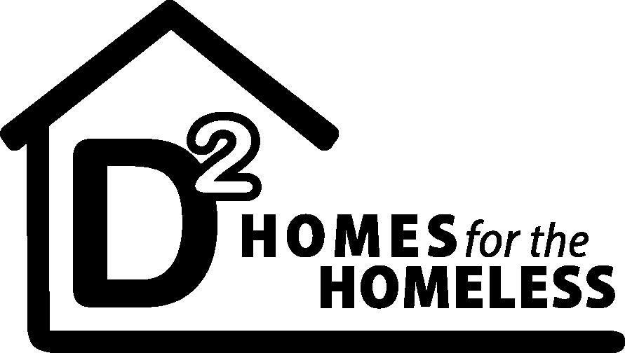 Dsquared Homes for the Homeless logo