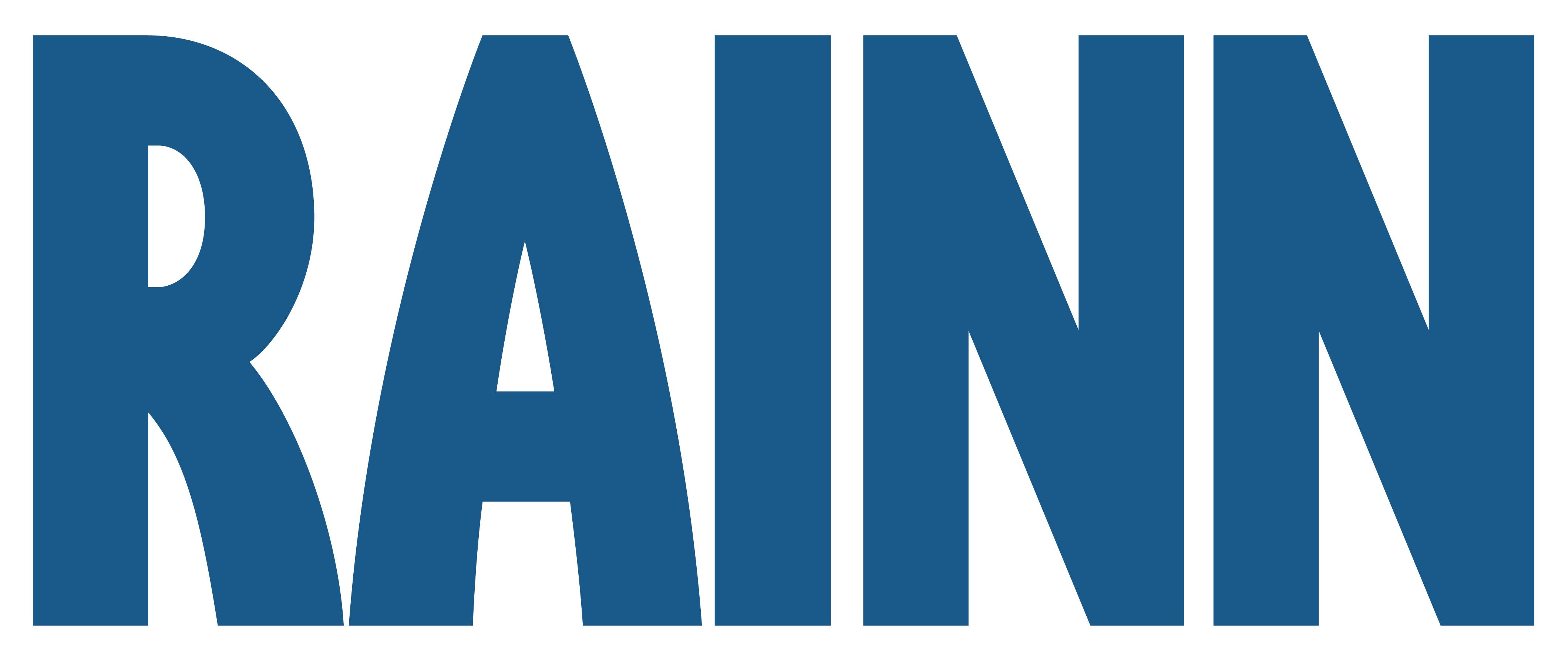 Logo of charity RAINN