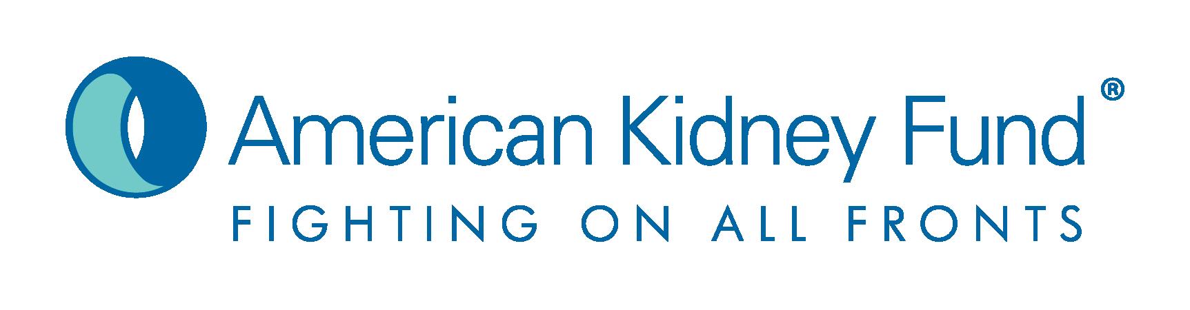 Logo of charity American Kidney Fund
