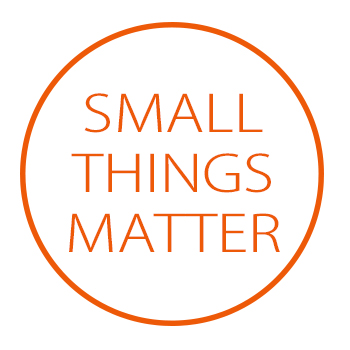 Logo of charity Small Things Matter, Inc.