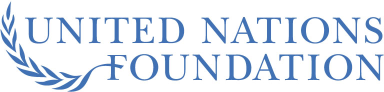Logo of charity United Nations Foundation