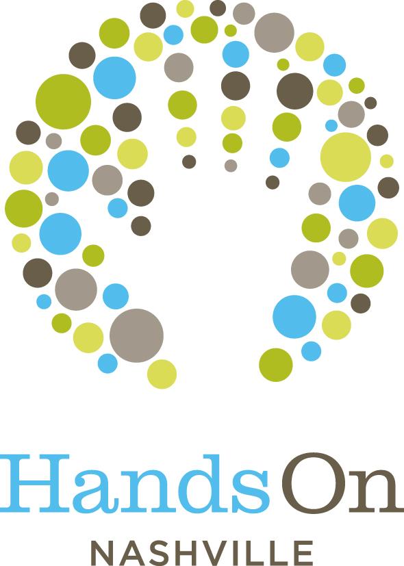 Logo of charity Hands on Nashville