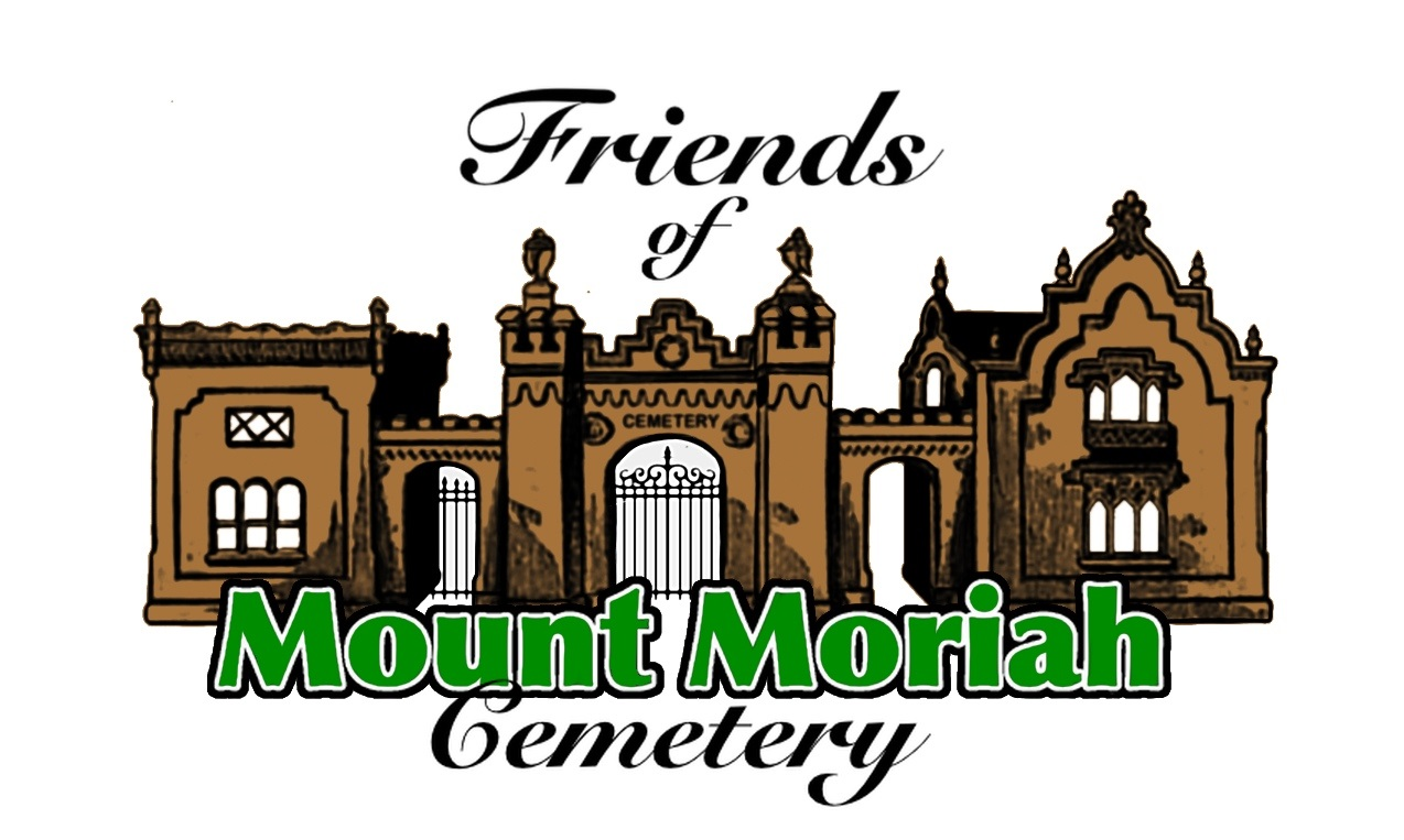Logo of charity The Friends of Mount Moriah Cemetery, Inc.