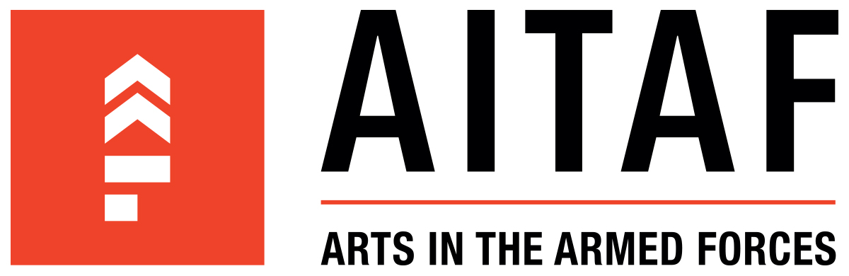 Logo of charity Arts in the Armed Forces