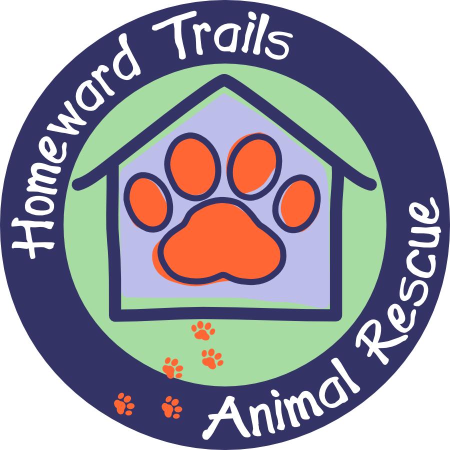 Logo of charity Homeward Trails Animal Rescue, Inc.