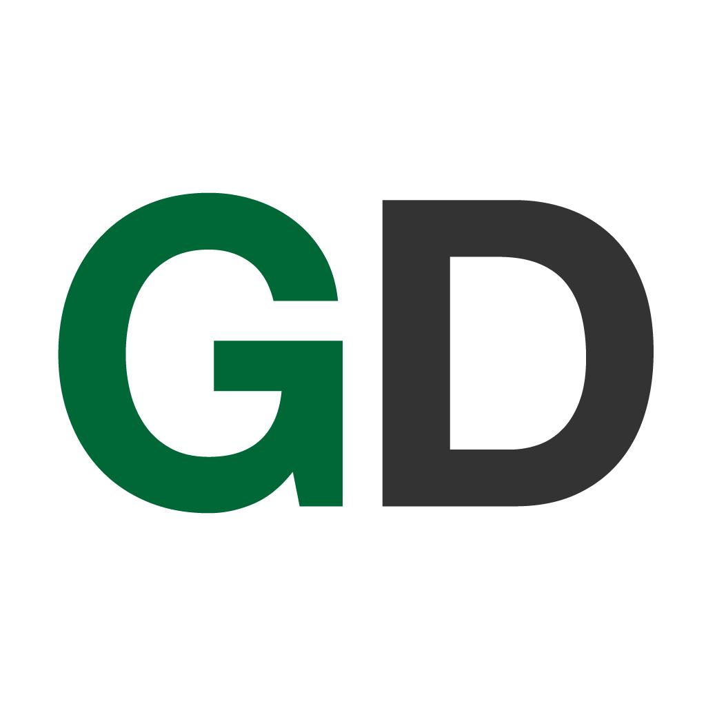 Logo of charity GiveDirectly