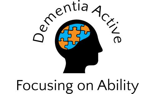 Dementia Active logo