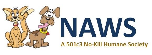 Logo of charity NAWS